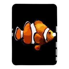 Clown Fish Samsung Galaxy Tab 4 (10 1 ) Hardshell Case  by Valentinaart