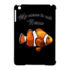 Clown Fish Apple Ipad Mini Hardshell Case (compatible With Smart Cover)