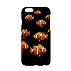 Clown Fish Apple Iphone 6/6s Hardshell Case by Valentinaart