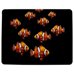 Clown Fish Jigsaw Puzzle Photo Stand (rectangular) by Valentinaart