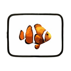 Clown Fish Netbook Case (small)  by Valentinaart