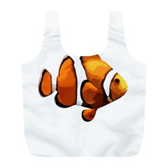 Clown Fish Full Print Recycle Bags (l)