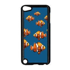 Clown Fish Apple Ipod Touch 5 Case (black) by Valentinaart