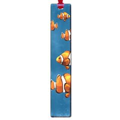 Clown Fish Large Book Marks