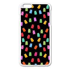 Candy Pattern Apple Iphone 6 Plus/6s Plus Enamel White Case