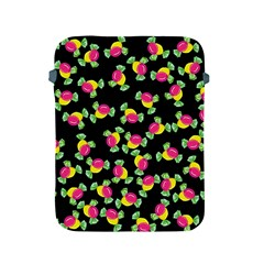 Candy Pattern Apple Ipad 2/3/4 Protective Soft Cases by Valentinaart