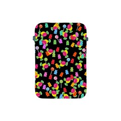 Candy Pattern Apple Ipad Mini Protective Soft Cases by Valentinaart