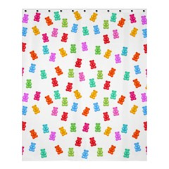 Candy Pattern Shower Curtain 60  X 72  (medium)  by Valentinaart