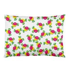 Candy Pattern Pillow Case (two Sides) by Valentinaart