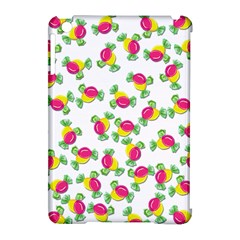 Candy Pattern Apple Ipad Mini Hardshell Case (compatible With Smart Cover)