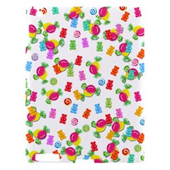 Candy Pattern Apple Ipad 3/4 Hardshell Case by Valentinaart