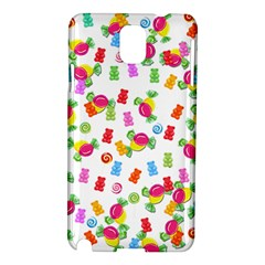 Candy Pattern Samsung Galaxy Note 3 N9005 Hardshell Case