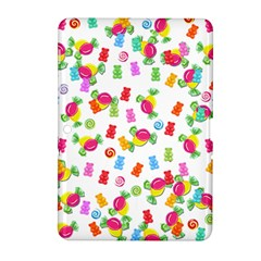Candy Pattern Samsung Galaxy Tab 2 (10 1 ) P5100 Hardshell Case  by Valentinaart
