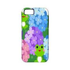 Animals Frog Face Mask Green Flower Floral Star Leaf Music Apple Iphone 5 Classic Hardshell Case (pc+silicone) by Mariart