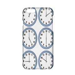 Alarm Clock Hour Circle Apple Iphone 6/6s Hardshell Case by Mariart