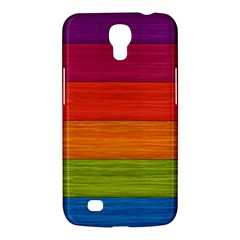 Wooden Plate Color Purple Red Orange Green Blue Samsung Galaxy Mega 6 3  I9200 Hardshell Case by Mariart