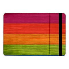 Wooden Plate Color Purple Red Orange Green Blue Samsung Galaxy Tab Pro 10 1  Flip Case by Mariart
