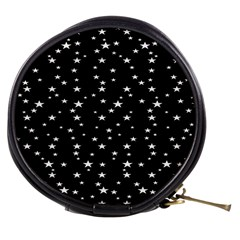 Black Star Space Mini Makeup Bags by Mariart