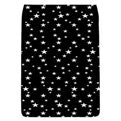 Black Star Space Flap Covers (l)  by Mariart