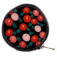 Candy Sugar Red Pink Blue Black Circle Mini Makeup Bags by Mariart