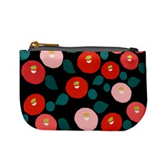 Candy Sugar Red Pink Blue Black Circle Mini Coin Purses by Mariart