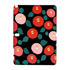 Candy Sugar Red Pink Blue Black Circle Galaxy Note 1 by Mariart