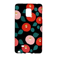 Candy Sugar Red Pink Blue Black Circle Galaxy Note Edge by Mariart