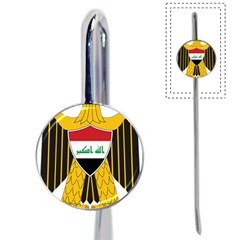Coat Of Arms Of Iraq  Book Mark by abbeyz71
