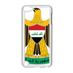 Coat Of Arms Of Iraq  Apple Ipod Touch 5 Case (white) by abbeyz71