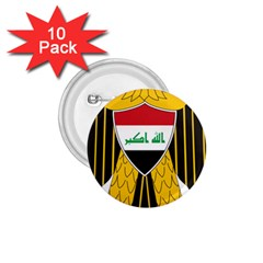 Coat Of Arms Of Iraq  1 75  Buttons (10 Pack)