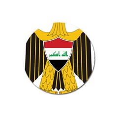Coat Of Arms Of Iraq  Magnet 3  (round) by abbeyz71
