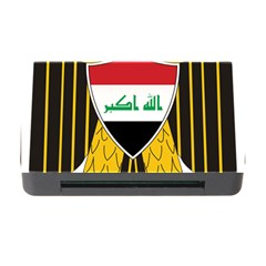 Coat Of Arms Of Iraq  Memory Card Reader With Cf by abbeyz71