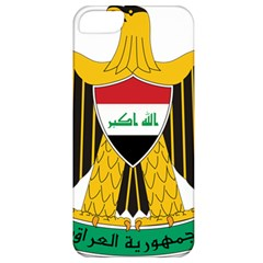Coat Of Arms Of Iraq  Apple Iphone 5 Classic Hardshell Case by abbeyz71