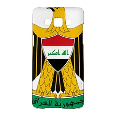 Coat Of Arms Of Iraq  Samsung Galaxy A5 Hardshell Case  by abbeyz71