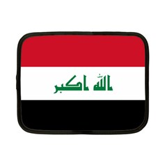 Flag Of Iraq Netbook Case (small)