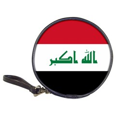 Flag Of Iraq Classic 20 Cd Wallets by abbeyz71