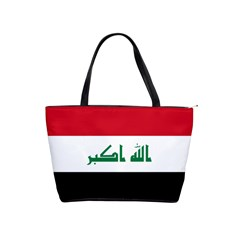 Flag Of Iraq Shoulder Handbags by abbeyz71