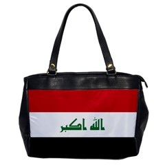 Flag Of Iraq Office Handbags by abbeyz71
