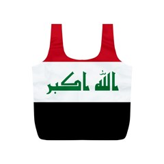 Flag Of Iraq Full Print Recycle Bags (s)  by abbeyz71