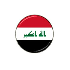 Flag Of Iraq  Hat Clip Ball Marker (10 Pack) by abbeyz71