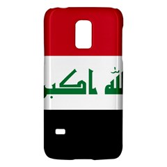 Flag Of Iraq  Galaxy S5 Mini by abbeyz71