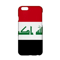 Flag Of Iraq  Apple Iphone 6/6s Hardshell Case by abbeyz71