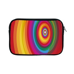 Circle Rainbow Color Hole Rasta Apple Ipad Mini Zipper Cases by Mariart