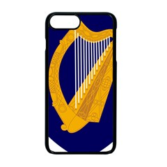 Coat Of Arms Of Ireland Apple Iphone 7 Plus Seamless Case (black) by abbeyz71