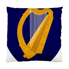 Coat Of Arms Of Ireland Standard Cushion Case (one Side)