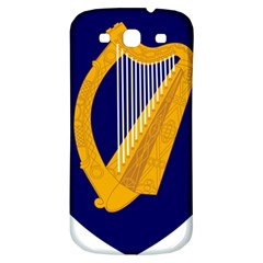 Coat Of Arms Of Ireland Samsung Galaxy S3 S Iii Classic Hardshell Back Case by abbeyz71