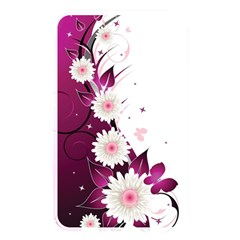 Flower Purple Sunflower Star Butterfly Memory Card Reader by Mariart