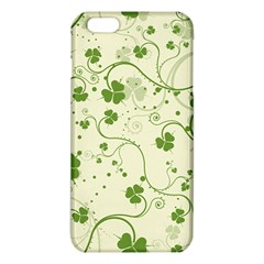 Flower Green Shamrock Iphone 6 Plus/6s Plus Tpu Case by Mariart
