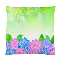 Fruit Flower Leaf Standard Cushion Case (one Side) by Mariart