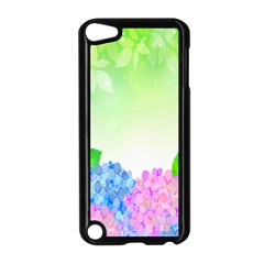 Fruit Flower Leaf Apple Ipod Touch 5 Case (black) by Mariart